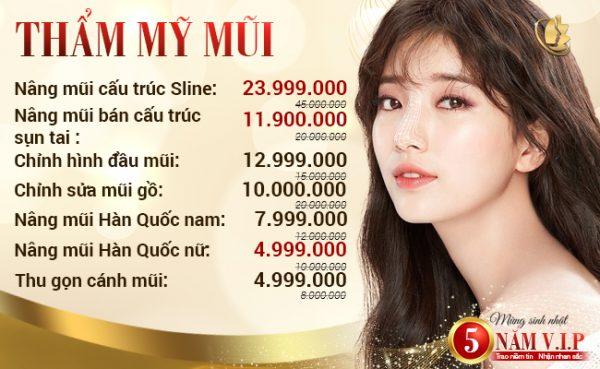 Bảng giá nâng mũi 2020 Tham-my-mui-1-600x369